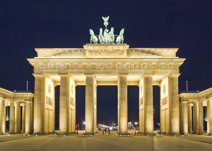 Berlin_Brandenburger_Tor_Nacht